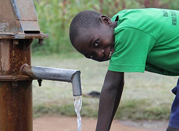 Help with Water, Sanitation and Hygiene